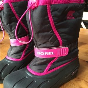 Girls' Sorel Winter Boots